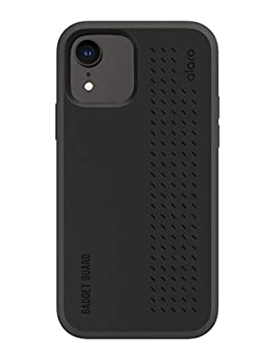 Gadget Guard Anti-Radiation Rugged Case for iPhone XR with Alara Technology (Charcoal) by Gadget Guard