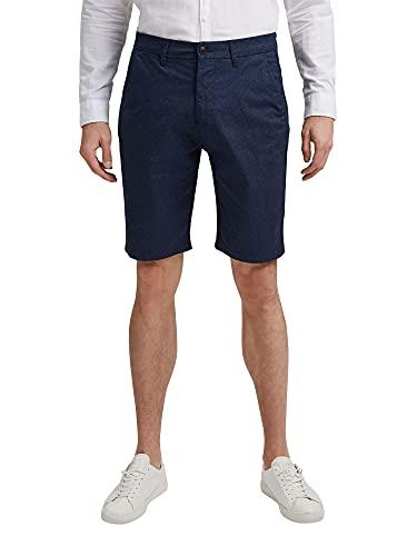 ESPRIT Herren 061EE2C303 Shorts, 400/NAVY, 32