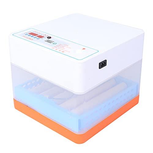 SALUTUYA Incubadora de Huevos Incubadora Totalmente automática Fácil de Limpiar para incubar 28.5x27.5x23.5cm(European regulations)