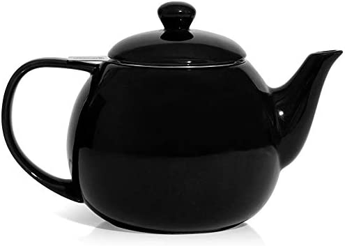 Sweese 221 112 Teapot Porcelain Tea Pot with Stainless Steel Infuser Blooming Loose Leaf Teapot product image
