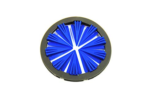 VIRTUE Paintball Dye Rotor and LT-R Crown 2.5 Hopper Speed Feed - Solid Colors (Blue)