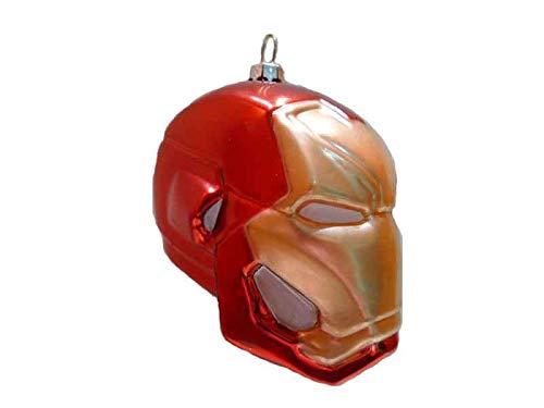 Unbekannt Árbol Bola Avengers (TM) Iron Man–Bolas de Navidad para Marvel Fans–Decoración de Navidad