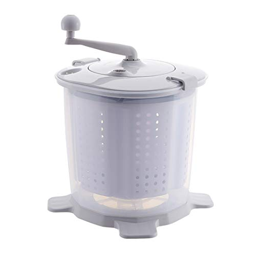 Handwaschmaschine Mini Kleine Manuelle Dehydrator Schlafsaal Feld Tragbare Single Barrel Waschmaschine Braucht Keine ElektrizitäT Um Eine Zu Eluieren