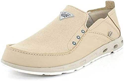 Columbia Men& 039;s Bahama Vent PFG Loafer, Ancient Fossil, 10 D(M) US