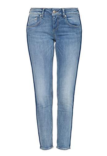 ATT, Amor Trust & Truth Damen Leoni Jeans, Blau, 34W / 27L