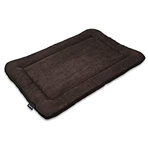 West Paw Big Sky Nap Flat Dog Mat with IntelliLoft Fiber and Fill Durable Lightweight Mat for Dogs and Cats, Made in USA