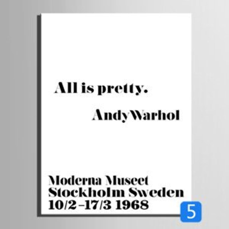 LTQ&QING new-Englisch Alphabet Serie dekorative Malerei, rahmenlose dekorative Malerei, Wohnzimmer Gang einzigen Malerei, 5070 B07CSPJQSM  | Offizielle Webseite