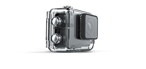 EZVIZ(di Hikvision) S1 Action Cam, Full Hd, Obiettivo 152°, Wi-fi, Bluetooth, Gps, Nero
