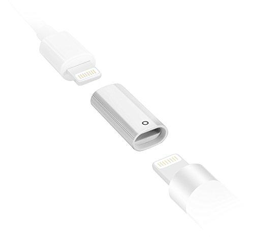 『LANMU 充電アダプタFor Apple pencil ライトニングUSBケーブル用変換アダプタ アップル ペンシル 専用』の5枚目の画像