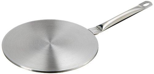 Ibili 703719, Piastra a disco induzione diffusore per pentole, in acciaio inox