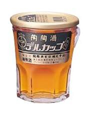 陶陶酒 デルカップ 銭印(辛口) 50ML 1本
