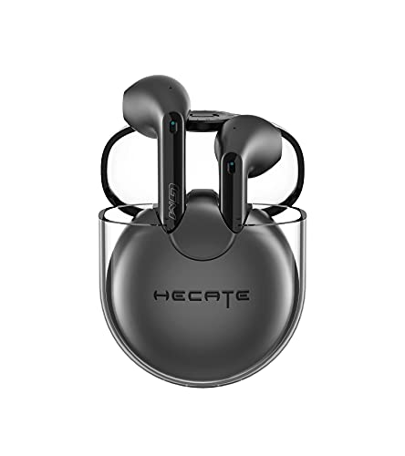 Edifier HECATE GM5 Qualcomm AptX Low Latency Gaming Earbuds, Bluetooth V5.2 Wireless Earphones with Dual-mic ENC Noise Cancellation, 40H Playtime-Grey