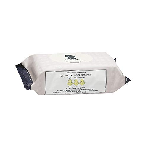 Noodle & Boo Ultimate Baby Body and Face Cleansing Cloths, Unscented & Fragrance Free