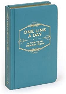 line a day memory book