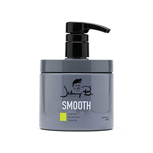 Johnny B Smooth Cream Gel 16 Oz