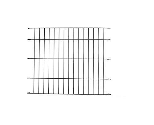 Ellie-Bo Divider for Dog Crate Cage, Medium, 30-Inch, Black