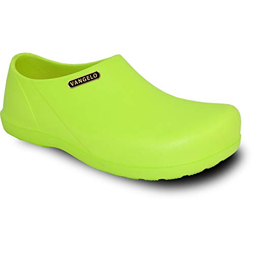 VANGELO Professional Slip Resistant Clog Men Work Shoe Nurse...
