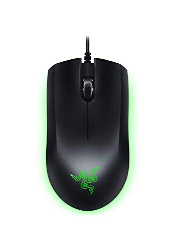 Razer Abyssus Essential – Gaming Raton, color negro