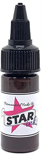 STARINKMAKEUP - Tinta maquillaje permanente - CHOCOLATE 15ml - Micropigmentación - Microblading - Tattoo