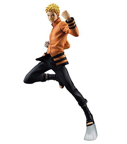 Yangzou 24 Cm Boruto Naruto Next Generations Uzumaki Naruto Munecas Septima Hokage Ver.PVC Figura De Accion De Anime Modelo De Juguete De Coleccion