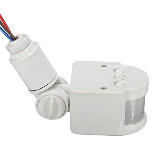 Xingyue Aile Outdoor verlichting & speelparaties AC110 V-240 V Outdoor Indoor Home bewegingsmelder lichtschakelaar, automatische IR-bewegingsmelder schakelaar met LED-licht