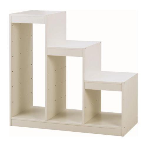 IKEA TROFAST Regalrahmen in weiß; (99cm x 44cm x 94cm)