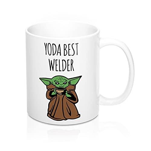 Best Welder, Welder Gift, Welder Coffee Mug, Best Welder Mug, Gift Idea Welder, Future Welder