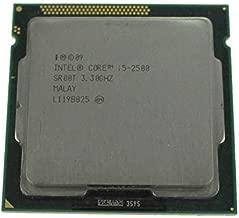 Intel Core i5-2500 3.30GHz Quad-Core CPU Processor SR00T (Renewed)