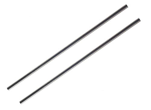 12 Inches Planer Blades Knives HSS Replacement for Model Makita 2012 and 2012NB Thickness Planer Heat Treated Double edge- Set of 2