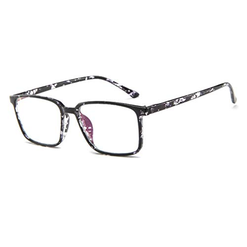 Stijlvolle ultra light unisex leesbril, high definition, anti blauw licht, anti-fatigue, hars-lens, super helder