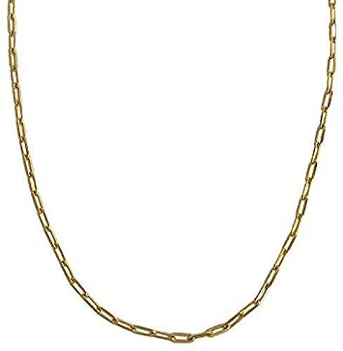 NC198 Collar Cadena Apilada Collar Cadena Clavícula Femenina