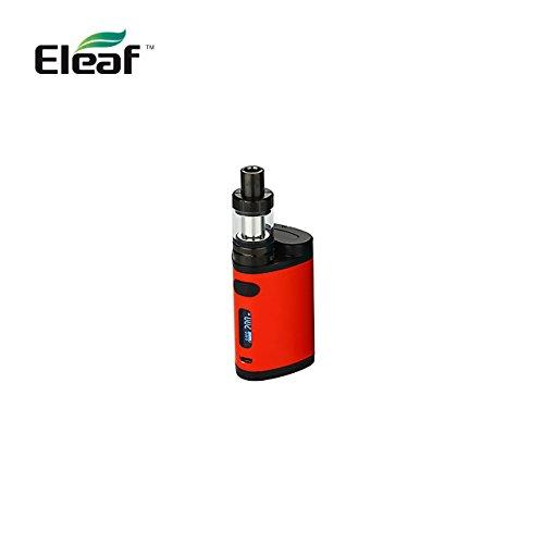 Eleaf iStick Pico Dual TC 200Watt / MELO 3 Mini Full Kit Farbe Rot