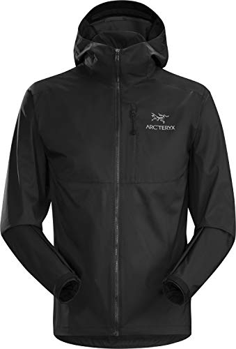 Arc'teryx Squamish Hoody Men's (Black, Large)