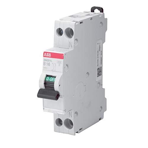 ABB Sicherungsautomat S201-B16 1-polig