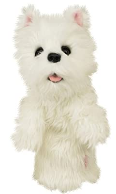 Hund Westie Headcover