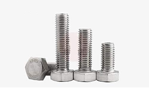 Gifts Regular dealer Screw M14 304 Stainless Steel Full Bolt hex - DIN933