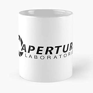 Aperture Laboratories Labs Half Life 2 - Glitter 11 Ounces Funny Coffee Mug