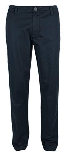 Unknown Armani Exhange Pantalones Chinos clásicos de Pierna Recta para Hombre, Marino, 38S US