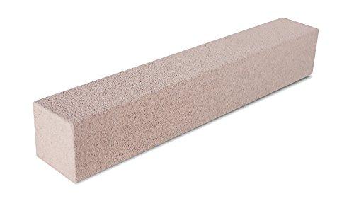 久保田セメント工業 縁石 ナチュラルエッジショット ナチュラルブラウン 2本入り 2330102-1(2P)