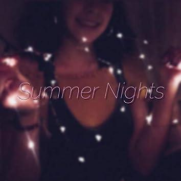 Summer Nights (feat. Nate Fischer & kaye)