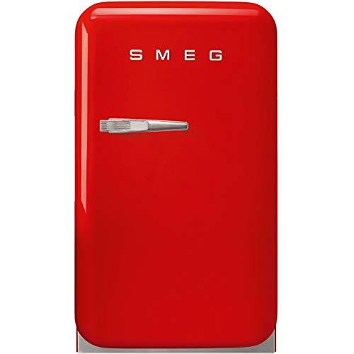 Smeg FAB5RRD3 réfrigérateur Autonome Rouge 34 L A+++ - Réfrigérateurs (34 L, SN-T, 40 dB, A+++, Rouge)