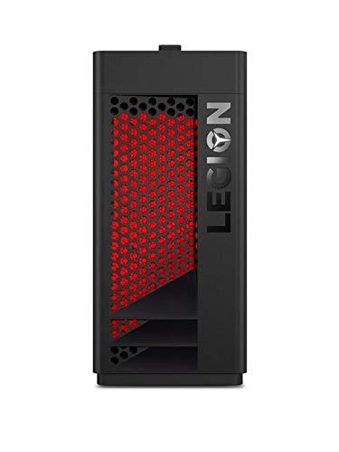 Lenovo Legion T530 Gaming Desktop (Intel Core i5, 8GB RAM, 256GB SSD + 1TB HDD, NVIDIA GTX1060, Windows 10 Home) - Raven Black