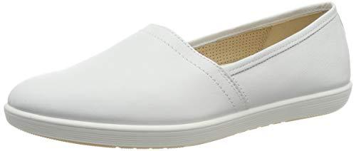 Legero Damen Maleo Slipper, Weiß (White (White) 10), 41 EU