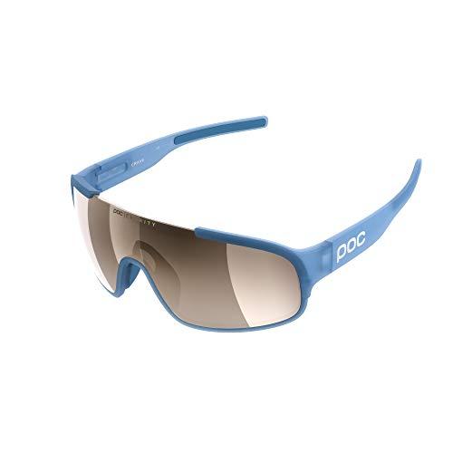 POC Crave Gafas, Unisex Adulto, Azul basalto, Normal