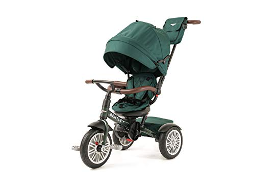 Bentley 6-in-1 Baby Stroller/Kids Trike Spruce Green