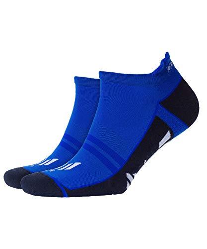 BURLINGTON Herren Laufsocken Running, Sport Performance Material, 1 Paar, Blau (Cobalt 6712), Größe: 40-46