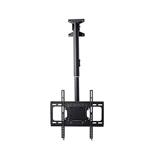 Daily Equipment Soporte de montaje en pared para TV Soporte ajustable para montaje en techo de TV Se adapta a la mayoría de los soportes telescópicos giratorios de inclinación de LCD de 32 65 '(tam