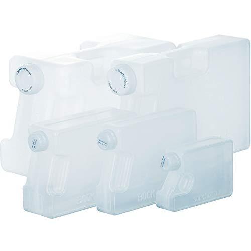サンプラ ブックボトル 10L 透明 2121E