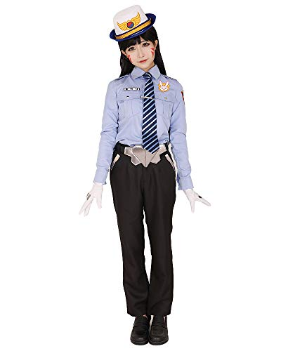 Officer Dva Cosplay Costume From Overwatch