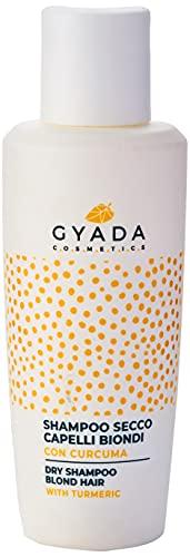 Gyada Cosmetics SHAMPOO SECCHI CAPELLI BIONDI ● CERTIFICATO BIO ● MADE IN ITALY ● 50 gr